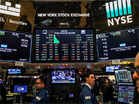 הבורסה של ניו יורק. עימות חסר תקדים / צילום: רויטרס