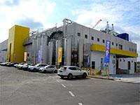מפעל במבה החדש בקריית גת/ צילום: איל יצהר