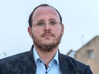 יהודה הרציג יזם חרדי/ צילום: אייל-מרגולין