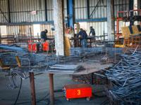 מפעל מתכת../ צילום: שלומי יוסף