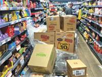 רשת ויקטורי בסוף השבוע. גידול של 45% בשוק מוצרי הצריכה בשבוע האחרון  / צילום: בר לביא, גלובס