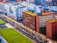 בנייני מגורים בברלין / צילום: shutterstock, שאטרסטוק