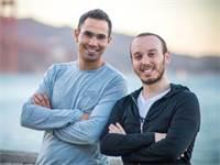 שניים ממייסדי Spot, לירן פולק (מימין) ועמירם שחר / צילום: חברת Spot