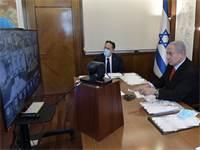 """ראש הממשלה בנימין נתניהו בישיבת הממשלה / צילום: לע""""מ"""