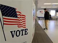 """בחירות 2020 בארה""""ב 2020 / צילום:  Tony Dejak, Associated Press"""