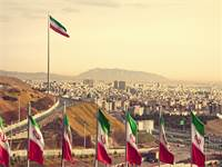 איראן, קו הרקיע של טהראן / צילום: שאטרסטוק