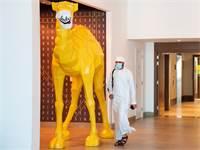 אמירתי שומר על ההנחיות במלון בדובאי / צילום: Jon Gambrell, Associated Press