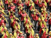 תומכי חיזבאללה / צילום: Aziz Taher, רויטרס