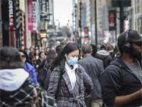 התפרצות נגיף הקורונה בני יורק / צילום: Bebeto Matthews, AP