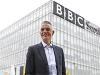 """מנכ""""ל ה-BBC, טים דייבי / צילום: Andrew Milligan, Associated Press"""