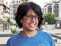 ימאמה דגש, מהנדסת תוכנה בטייק אווי (Takeaway) / צילום: יונתן אלעמי
