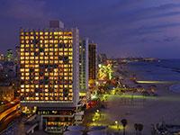"""מלון הרודס בטיילת ת""""א. """"מתישהו ההצגה תימשך"""" / צילום: רשת פתאל"""