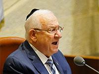 ראובן ריבלין נואם בפתיחת מושב החורף של הכנסת / צילום: יניב נדב , דוברות הכנסת