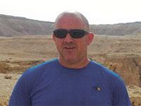 דני פדר, בעל חברה לטיפוס שטח › מעסיק 3 עובדים קבועים / צילום: רועי בן משה