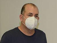 אמיר ברמלי בבית המשפט / צילום: איל יצהר, גלובס