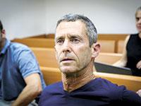 בני שטיינמץ בבית המשפט / צילום: שלומי יוסף, גלובס