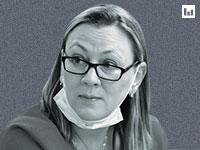 יוליה מלינובסקי, ישראל ביתנו / צילום: עדינה ולמן, דוברות הכנסת