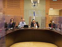 ועדת חוקה על הצעת החוק למניעת אלימות כלכלית / צילום: שמוליק גרוסמן, דוברות הכנסת