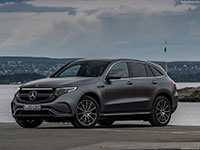 "Mercedes Benz EQC / צילום: יח""צ"