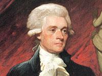 """תומס ג'פרסון. הנשיא השלישי של ארה""""ב האמין בתועלתה של """"מהפכה בכל דור ודור"""" / צילום: Associated Press"""