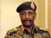 """יו""""ר המועצה הזמנית בסודאן עבד אל-פתאח אל-בורהאן / צילום: Mohamed Nureldin Abdallah, רויטרס"""