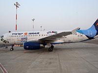מטוס השלום של ישראייר / צילום: סיון פרג'