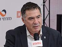 ראול סרוגו, נשיא התאחדות הקבלנים בוני הארץ / צילום: איל יצהר, גלובס