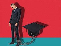 הנחה בשכר לימוד תמורת אחוזים קבועים בהכנסות הסטודנט במקצוע שלמד / צילום: shutterstock, עיבוד: טלי בוגדנובסקי