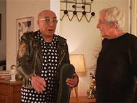 קמפיין בזק עם גידי גוב ורמי פורטיס / צילום: מתוך יוטיוב
