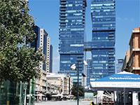 מגדלי הארבעה, תל אביב / צילום: גיא ליברמן, גלובס