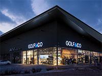 חנות הדגל החדשה של גולף & קו, בני ברק / צילום: שי אפשטיין