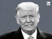 """דונלד טראמפ, נשיא ארה""""ב / צילום: Michael Perez, Associated Press"""