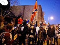 תורים של מצביעים צפון קרוליינה. קואליציה של מיעוטים עלתה אל השלטון / צילום: Jonathan Drake, רויטרס