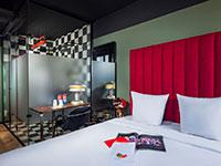 מלון דייב דאונטאון של מלונות בראון / צילום: מקס קובלסקי