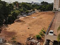 קרקע לפרויקט מגורים בנאות אפקה / צילום: אשדר