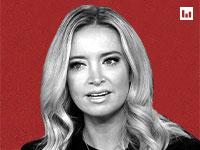 קיילי מקנאני, דוברת הבית הלבן / צילום: Jacquelyn Martin, Associated Press