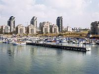 טיילת נמל אשדוד / צילום: shutterstock, שאטרסטוק
