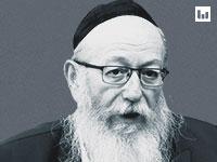 יעקב ליצמן, יהדות התורה / צילום: שלומי יוסף