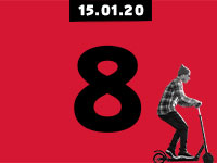 נפגעי הקורקינטים והאופניים החשמליים - 15 בינואר 2020