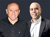 """אבי בן טל (מימין) ויוסי ורשבסקי / צילומים: יח""""צ Ynet ואביב חופי"""