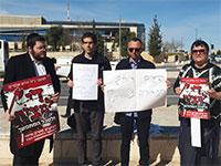 הפגנה נגד המחדל בתחבורה הציבורית, בית המשפט העליון / צילום: יוסי סאידוב