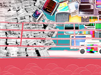 החטאים של התקשורת - המודל העסקי / אילוסטרציה: טלי בוגדנובסקי , גלובס