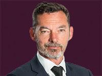 """ראסל הארדי, יו""""ר ארגון הבריאות הממשלתי של בריטניה / צילום: נופילד"""
