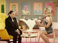 שני כהן והשחקנית גילה אלמגור מככבות בפרסומת של תשעה מיליון / צילום: צילום מסך מיוטיוב