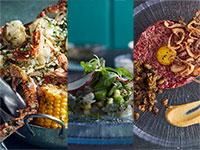 המנות של מסעדת שיינע / צילום: אפיק גבאי