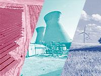 """מתקני אנרגיית רוח של אנרג'יקס, בתי הזיקוק של בזן בחיפה, פרויקט סולארי של אנלייט / צילום: יח""""צ, איל יצהר ומצגות החברות"""