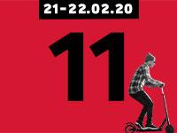 """נפגעי הקורקינטים והאופניים החשמליים - סופ""""ש 21-22 בפברואר"""