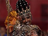 הקרנבל בברזיל 2020 / צילום: Andre Penner, Associated Press