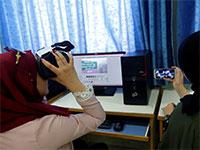 התוכנית שמחברת פלסטינים לחברות הייטק בישראל / צילום: Abed Omar Qusini, רויטרס