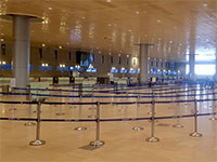 שדה התעופה בן גוריון, הערב / צילום: דודי מור